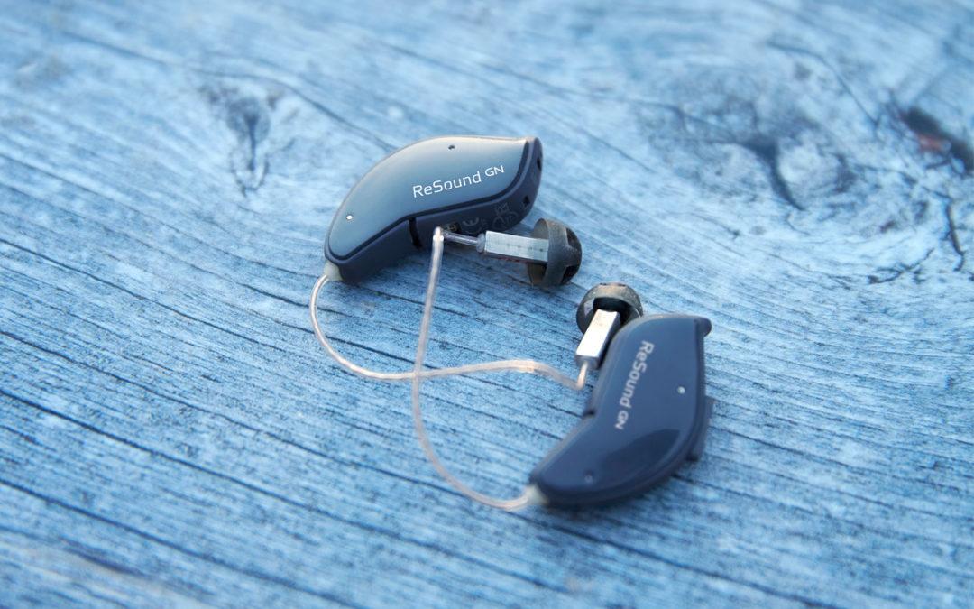 proteza auditiva